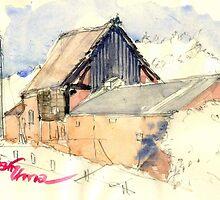 Edgmond Barn by bakuma