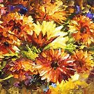 The Dust Of Feelings — Buy Now Link - www.etsy.com/listing/227493393 by Leonid  Afremov