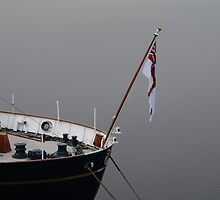 Royal Yacht Britannia by laurawhitaker