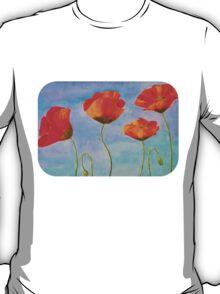red amapola T-Shirt