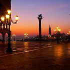 good morning San Marco. by naranzaria