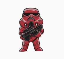 RED TROOPER by MINION-FACTORY