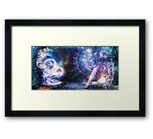Shoulders And Giants, 2013 Framed Print