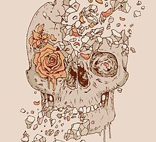 Disintegrate (A Violent Decay): The Fragile Intensity of Existence by Norman Duenas