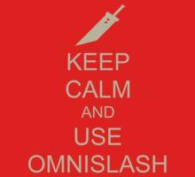 KEEP CALM AND USE OMNISLASH Kids Clothes