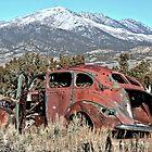 Lost Sedan 2 by Arla M. Ruggles