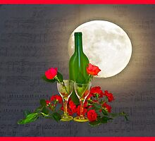 The Rose Minuet by Carolyn Clark