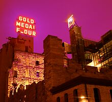 Mill City Museum by Heidi Hermes