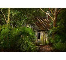 The Slab Hut No 2 Photographic Print