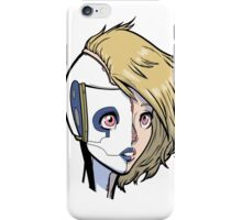 Robotress Skin 491 iPhone Case/Skin