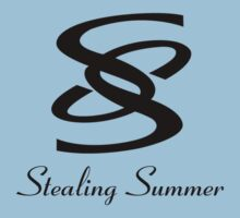 Stealing Summer T-Shirt - Band Logo by StealingSummer