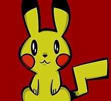 Pikachu! by cosmikkgrrl