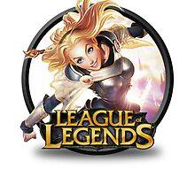 Lux - League of Legends by megakidd