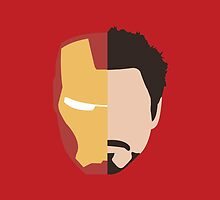 Tony Stark/Iron Man by LoquaciousDino