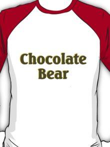 Scrubs Chocolate Bear T-Shirt