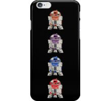 TEENAGE MUTANT NINJA ROBOTS iPhone Case/Skin