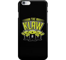 The Klaw Story - Alternate Version iPhone Case/Skin