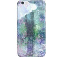 Girl in the Rain iPhone Case/Skin