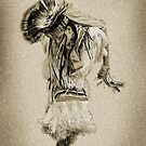 PowWow Dancer by CarolM