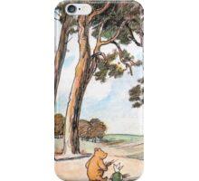 The Pooh Vintage iPhone Case/Skin
