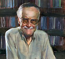 Stan Lee by Josef Rubinstein