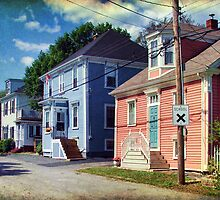 Scenes from Lunenburg by Amanda White