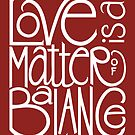 Love Balance by mrana