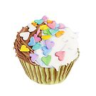 Cupcake Hearts by mrana