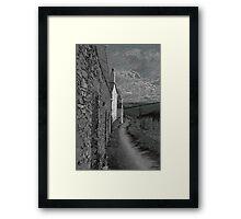 lane Framed Print