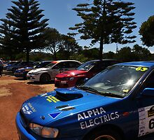 photoj Tas North, Rally Cars by photoj