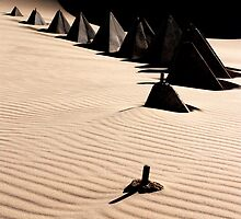 Tank Traps  by JeremyWood