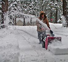 SnowBlowers are Life Savers by Edward Henzi
