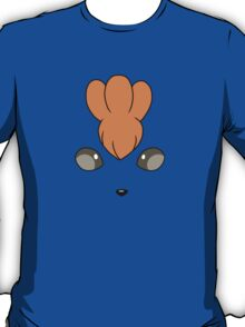 Vulpix Face T-Shirt