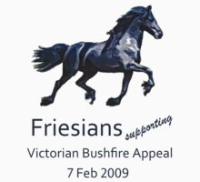 Friesians supporting bushfire relief by Phoenix-Appeal