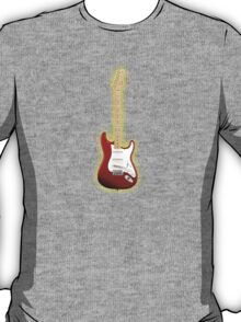 Cool elactric Fender Stratocaster T-Shirt