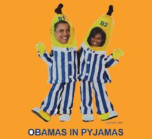 OBAMAS IN PYJAMAS by wick