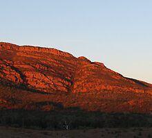 Sunrise Wilpena 5 by GuyR