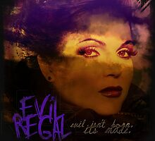 Evil Regal by SassyNessie