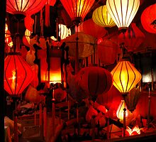 lanterns by Melissa Ferrer