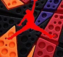 Air Jordan raptor retro by funnycase