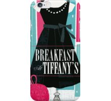 Audrey Hepburn Breakfast At Tiffanys Fashion iPhone Case/Skin