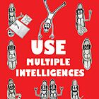 Multiple Intelligences Calendar by Lou Van Loon