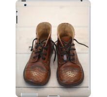 Baby Brogue Boots iPad Case/Skin