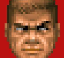 Doom Guy by VinylMigraine