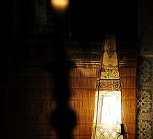 Oriental light by Joachim Sayegh