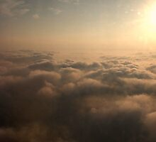 Above the Clouds by Emma Petitt