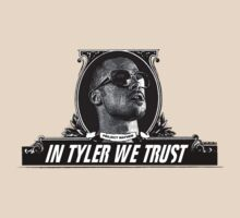 Tyler Durden - Fight Club - in Tyler we trust by Lee Fone