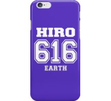 Hiro Takachiho Baymax big Hero iPhone Case/Skin