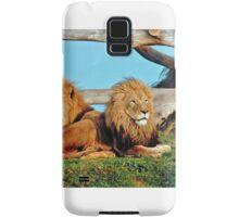Lions. Samsung Galaxy Case/Skin
