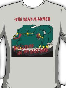 Dead Milkmen Big Lizard in My Backyard T-Shirt